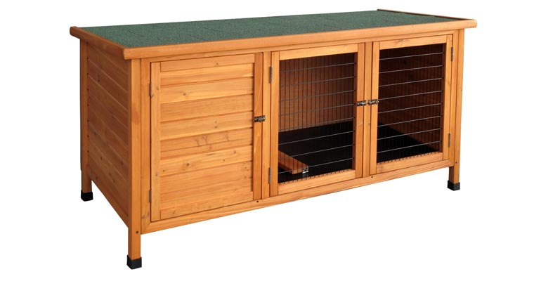 rabbit hutch with larger wires